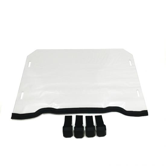 UTV Windscreen Windshield with Velcro Clamp  Polaris RZR 1000