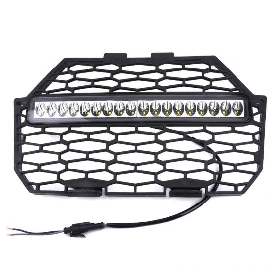 Front Grille with LED