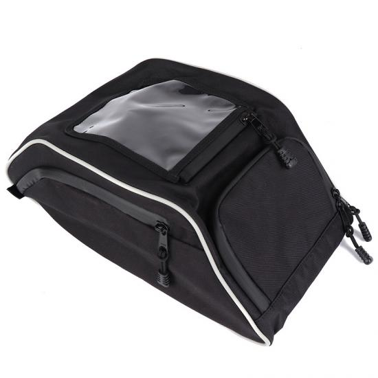 front middle center storage bag