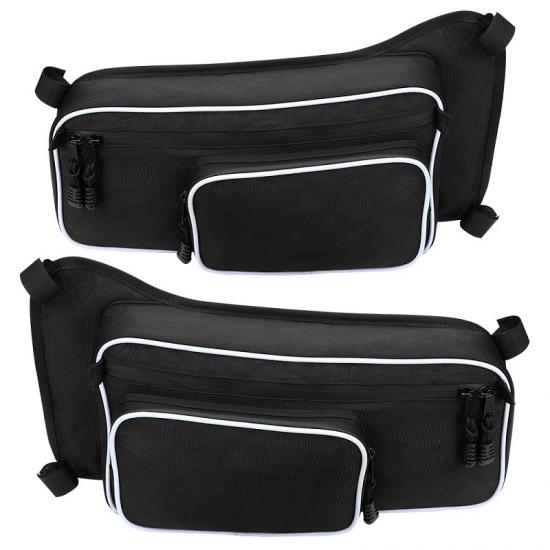 Rear storage bag
