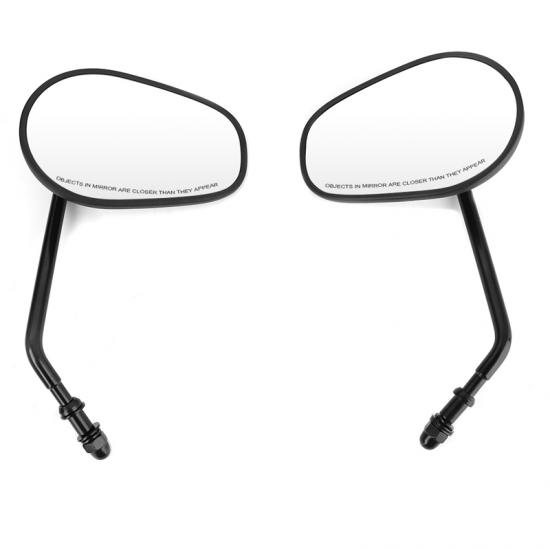 Rearview Side Mirrors For Harley Road King Fatboy Touring XL 883