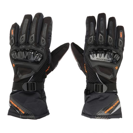 Motorcycle Gloves Winter Waterproof Touchscreen - Fribest
