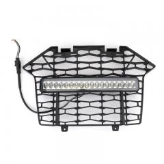 Grille with LED Light