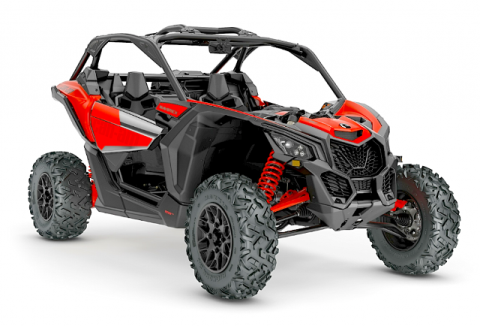 The 2020 Can-Am Maverick X3 Turbo is coming